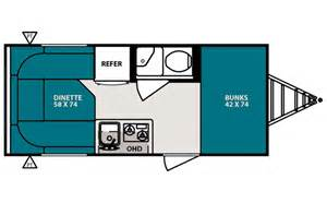 rpod floor plans forest river rv r pod cing trailers r pod floorplans