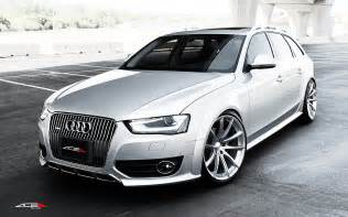 2013 Audi A4 Specs 2013 Audi A4 Allroad B8 Pictures Information And
