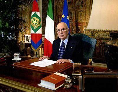 napolitano ministro dell interno napolitano invita alla coesione nazionale direttanews it