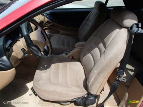 1996 mustang seats 1996 ford mustang v6 convertible front seat photo