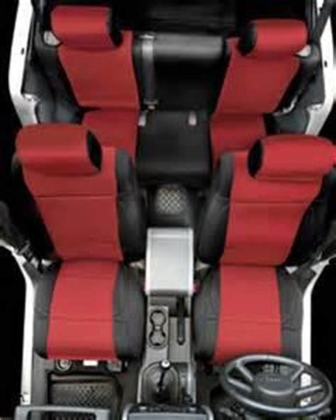 2016 jeep unlimited seat covers 2013 2016 jeep wrangler unlimited smittybilt neoprene seat