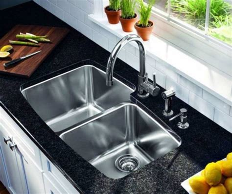 9 best kitchen sink materials you will