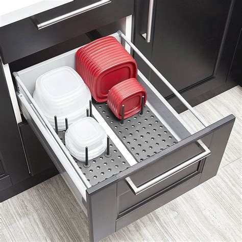 tiroirs de cuisine organisateurs de hauts tiroirs de cuisine