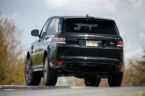 range rover back 2016 2015 land rover range rover sport reviews and rating