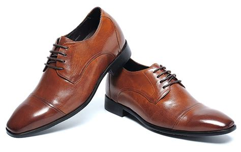 chamaripa men s elevator dress shoes that make you look
