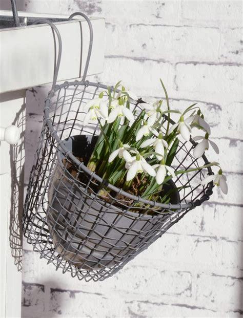 Pflanzen Für Den Balkon 1222 by Perfekt F 252 R Den Balkon Runder Blumentopfhalter Ib
