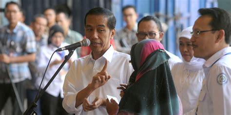 Dokter Layanan Aborsi Sumatra Jokowi Akui Layanan Dokter Dan Perawat Rs Untuk Pasien Kis