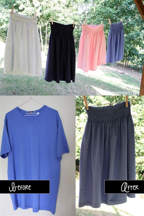 Repurpose by 15 Easy T Shirt Upcycle Ideas