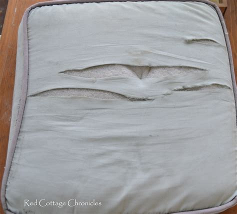 No Sew Cushion Covers by No Sew Seat Cushion Covers Kmishn