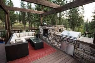 kamin terrasse grillkamin bauen diese tipps werden sie bei der planung