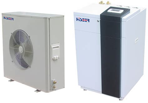 Water Heater Climatic split air source heat for nordic climate as13 lf