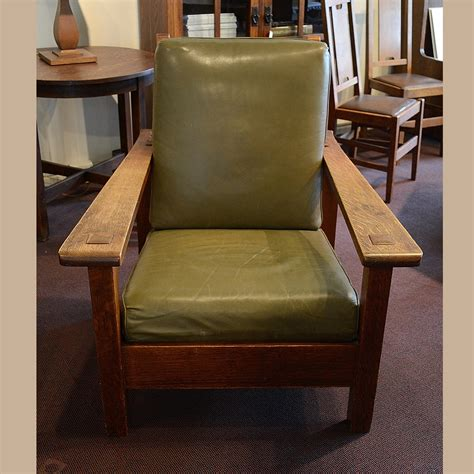 Morris Furniture Sale by Stickley Brothers Morris Chair For Sale Dalton S