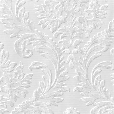 leaf pattern anaglypta anaglypta luxury white high traditional textured paintable