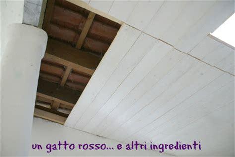 soffitto perlinato un gatto rosso e altri ingredienti dicembre 2012