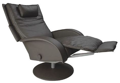 contemporary recliner chair lafer nicole swivel recliner contemporary armchairs
