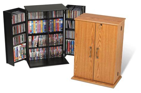 prepac black small locking media storage cabinet bvs 0136