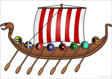viking boats ks2 facts giant viking long boat picture for display sb9418