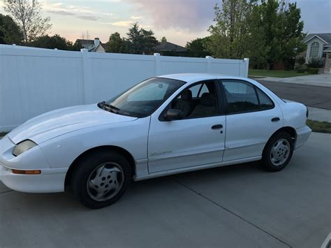 1996 pontiac sunfire sedan for sale used cars on buysellsearch