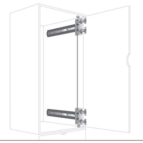 cabinet pocket door slides knape and vogt kv 8092 4x4 pocket door slide 24 quot 8092p eb
