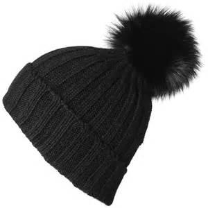 Pom Pom Beanie beanie hat new 186 beanie hat with fur pom pom