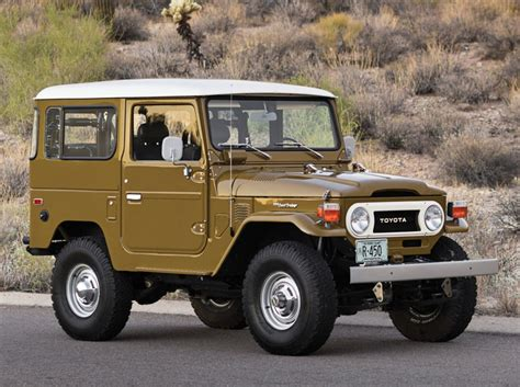 toyota land cruiser 1977 toyota fj40 land cruiser