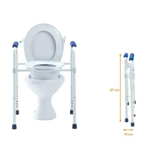 Chaise De Toilette Pour Handicapé by Chaise De Toilettes 3 En 1