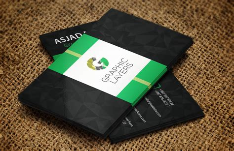 awesome business card templates must awesome premium business card psd template