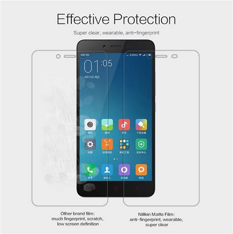 Xiaomi Redmi Note 2 Color Matte Hardcase Anti Slip Doff redmi note 2 nillkin protection 233 cran mat xiaomi