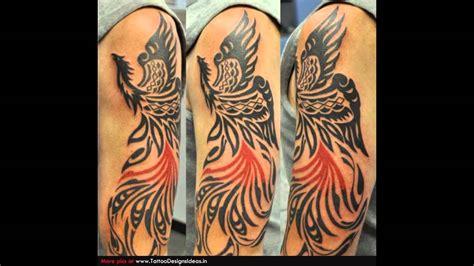 phoenix tattoo youtube tribal phoenix tattoo meaning youtube