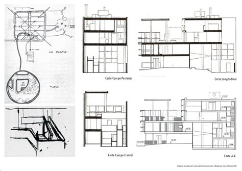the house plan casa curutchet historical facts and pictures the history hub
