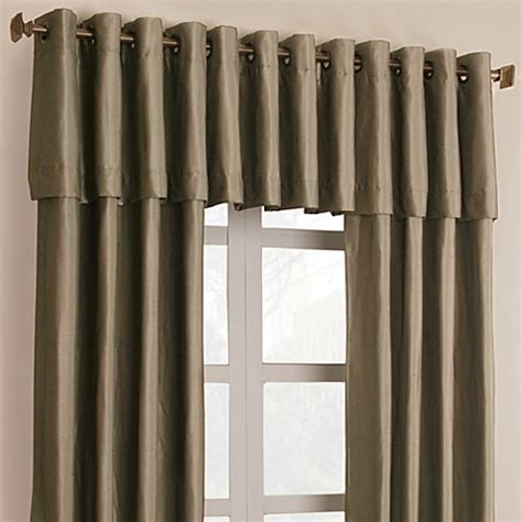 bed bath and beyond window curtains ampersand 174 trilogy window curtain panels bed bath beyond