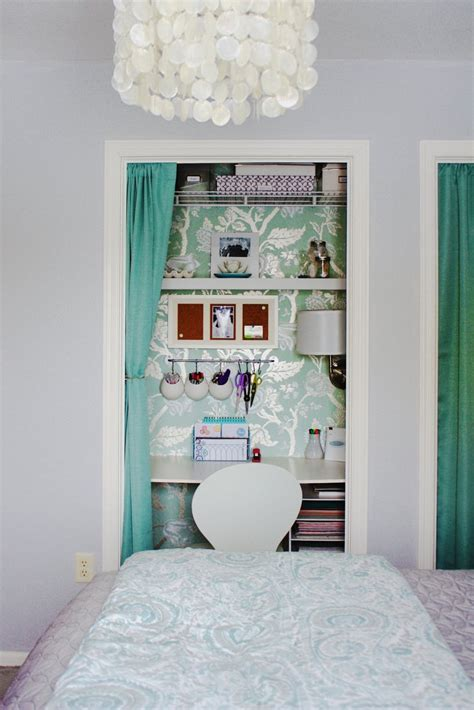 closet space 3 temporary office ideas that won t take up space