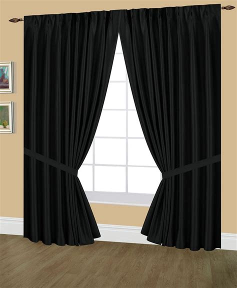 lined pinch pleated drapes elaine faux silk pinch pleated lined drapes triple width