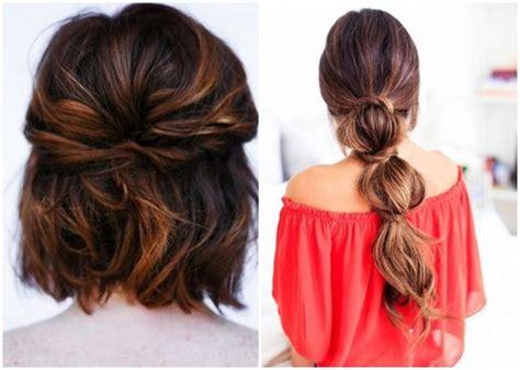 Frisuren Für Hochzeitsgäste Kurze Haare by Einfache Frisuren Lange Haare Selber Machen Asktoronto Info