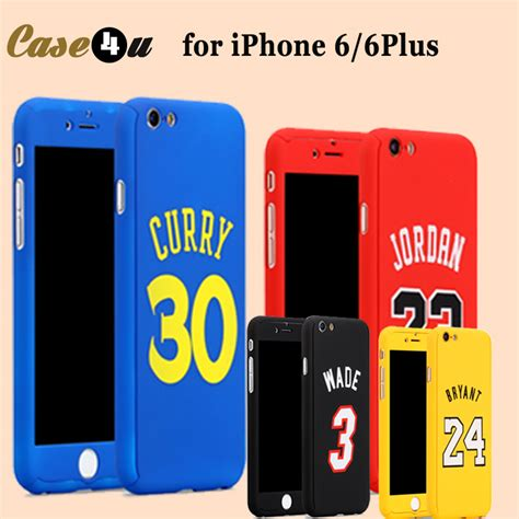 Casing Housing Fullset Iphone 5g Model Iphone 6 new sports basketball protector cover for fundas iphone 7 6 6s plus michael