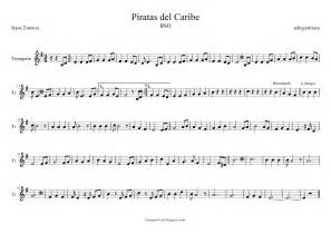 Tubescore trumpet sheet music for pirates of caribbean by hans zimmer