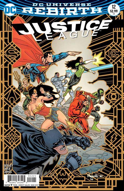 Kaos Gildan Dc Comics Justice League 01 science dc comics dc comics best covers of the week 1 4 17