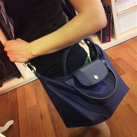 Longch Le Pliage Neo Small With Murah wrong day my new longch le pliage neo small my gift to myself from reebonz pokai