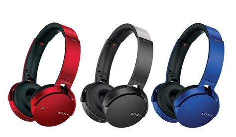 Earphone Wireless Sony sony bass mdr xb650bt wireless bluetooth headphones launched in india