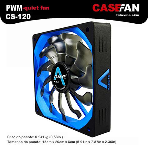 120mm case fan silent alseye silent fan cooler for computer case 80mm 90mm 120mm