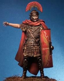 roman centurion 1st century ad 75mm box set ancient rome amp italics x1 fig
