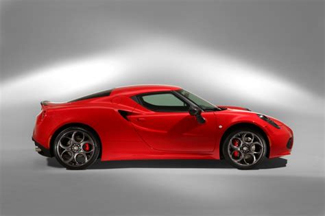 Alfa Romeo 4c America Alfa Romeo 4c Us Debut Set For 2014 New York Auto Show