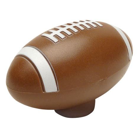 Football Drawer Knobs by Cosmas 67126 Football Cabinet Hardware Knob