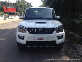 new scorpio car 2014 mahindra scorpio facelift review drive