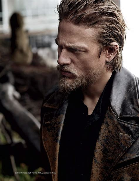 charlie hunnam on hair maintenance 63 best charlie hunnam images on pinterest jax teller