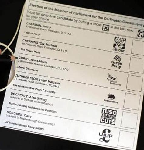 ballot paper template election 2015 ukip candidate has name left ballot