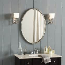 Oval Bathroom Mirror Ideas Bathroom Mirrors Design And Ideas Inspirationseek