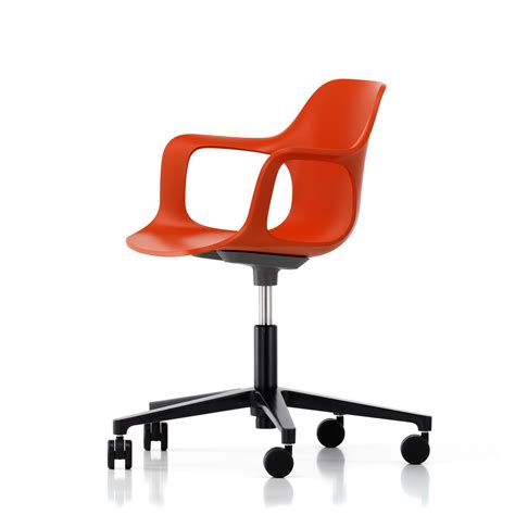 studio chairs hal studio office swivel chair by vitra