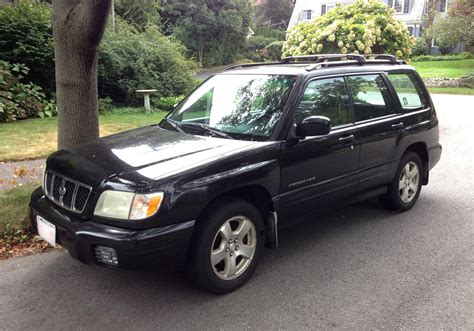 old car manuals online 2001 subaru forester electronic valve timing 2001 subaru forester overview cargurus