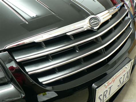 Chrysler Crossfire Grill by Another Grille Option Maybe Crossfireforum The